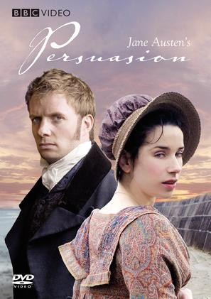 Persuasion - DVD movie cover (thumbnail)