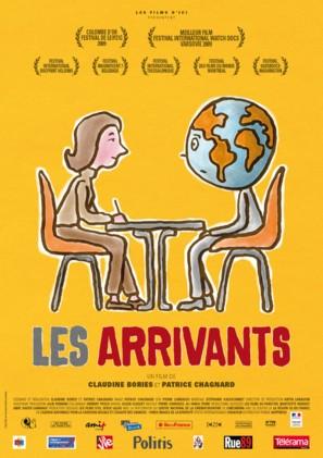 Les arrivants - French Movie Poster (thumbnail)