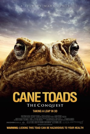 Cane Toads: The Conquest - Movie Poster (thumbnail)