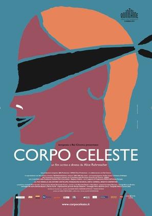 Corpo celeste - Italian Movie Poster (thumbnail)