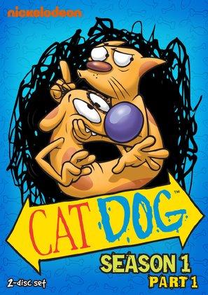 """CatDog"" - DVD movie cover (thumbnail)"
