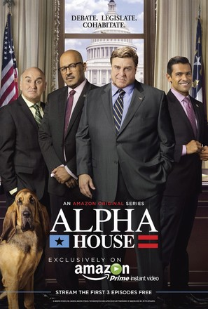 """Alpha House"" - Movie Poster (thumbnail)"