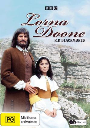 """Lorna Doone"" - Australian Movie Cover (thumbnail)"