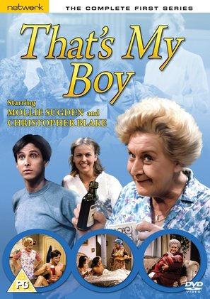 """That's My Boy"" - British DVD cover (thumbnail)"