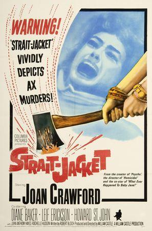 Strait-Jacket - Movie Poster (thumbnail)