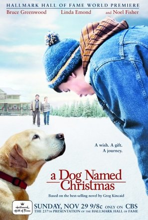 A Dog Named Christmas - Movie Poster (thumbnail)