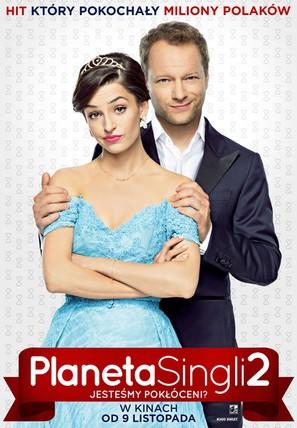 Planeta Singli 2 - Polish Movie Poster (thumbnail)
