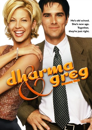 """Dharma & Greg"" - Movie Poster (thumbnail)"