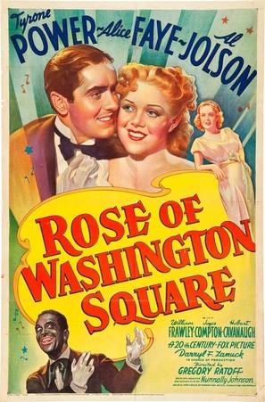 Rose of Washington Square - Movie Poster (thumbnail)