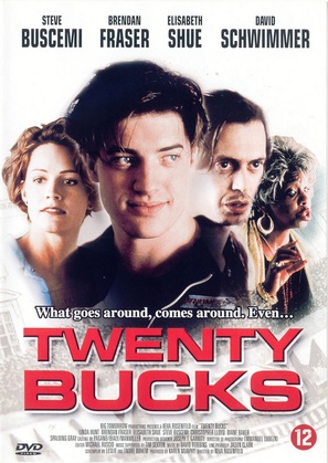 Twenty Bucks - Dutch DVD movie cover (thumbnail)