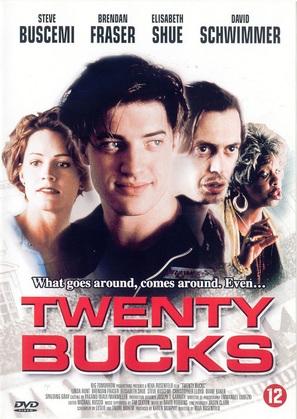 Twenty Bucks - Dutch DVD movie cover (thumbnail)