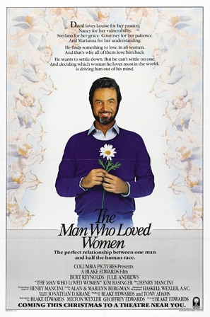 The Man Who Loved Women - Movie Poster (thumbnail)