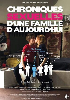Chroniques sexuelles d'une famille d'aujourd'hui - French Movie Poster (thumbnail)