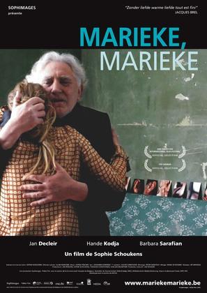 Marieke Marieke - Belgian Movie Poster (thumbnail)
