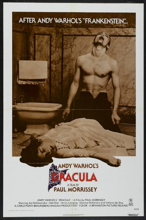Blood for Dracula - Theatrical movie poster (thumbnail)