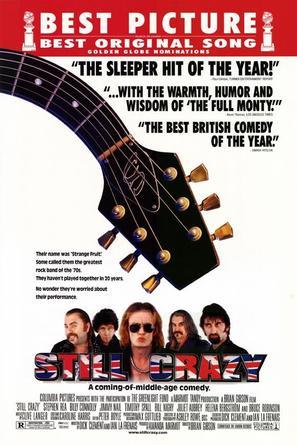 Still Crazy - Movie Poster (thumbnail)
