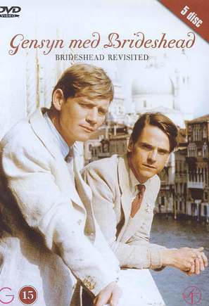 """Brideshead Revisited"" - Danish DVD movie cover (thumbnail)"