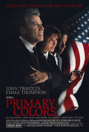 Primary Colors - Movie Poster (thumbnail)