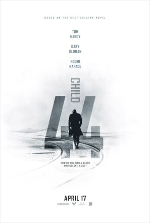 Child 44 - Movie Poster (thumbnail)