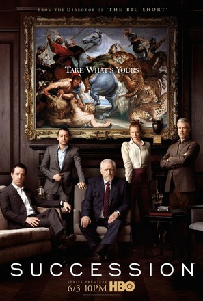 Succession 2018 Tv Posters