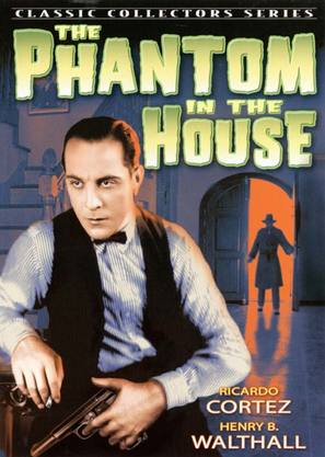 The Phantom in the House - Movie Cover (thumbnail)