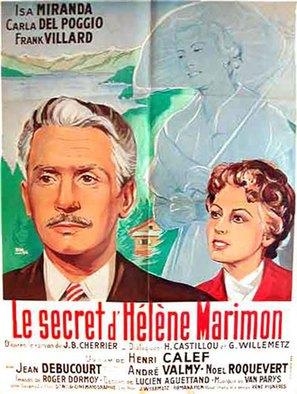 Secret d'Hélène Marimon, Le