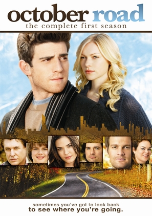 """""""October Road."""" - Movie Cover (thumbnail)"""