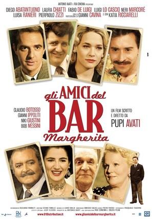 Amici del bar Margherita, Gli - Italian Movie Poster (thumbnail)