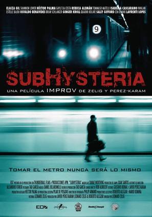 SubHysteria - Venezuelan Movie Poster (thumbnail)