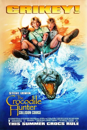 The Crocodile Hunter: Collision Course - Movie Poster (thumbnail)