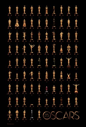 The 85th Annual Academy Awards - Movie Poster (thumbnail)