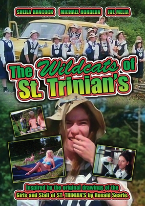 The Wildcats of St. Trinian's - DVD movie cover (thumbnail)