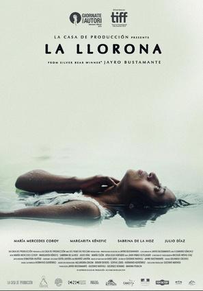 La llorona - International Movie Poster (thumbnail)
