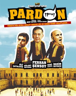 Pardon - Turkish Movie Poster (thumbnail)