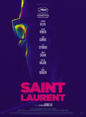 Saint Laurent - French Movie Poster (thumbnail)