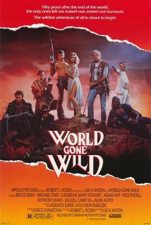 World Gone Wild - Movie Poster (thumbnail)