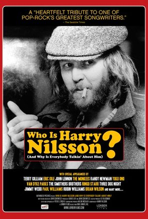 Who Is Harry Nilsson (And Why Is Everybody Talkin' About Him?) - Movie Poster (thumbnail)