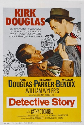 Detective Story - Movie Poster (thumbnail)