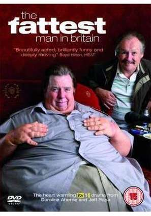 The Fattest Man in Britain - British Movie Poster (thumbnail)