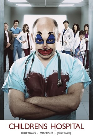 """Childrens Hospital"" - Movie Poster (thumbnail)"