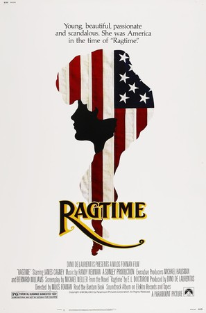 Ragtime - Movie Poster (thumbnail)