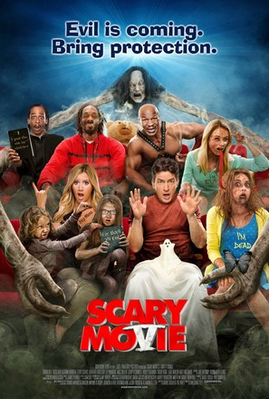 Scary Movie 5 - Movie Poster (thumbnail)