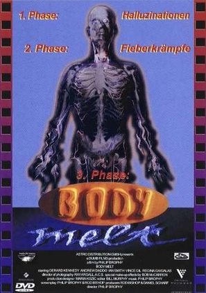 Body Melt - German DVD cover (thumbnail)