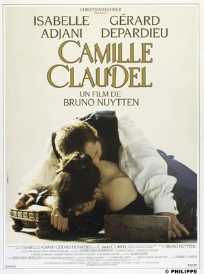 Camille Claudel - French Movie Poster (thumbnail)