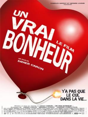 Un vrai bonheur - French poster (thumbnail)