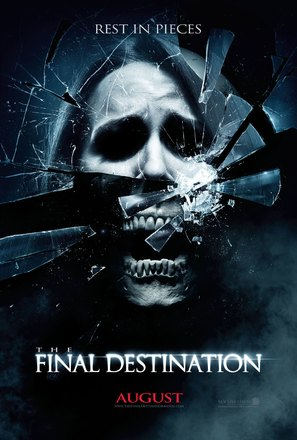 The Final Destination - Teaser movie poster (thumbnail)