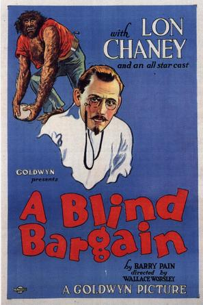 A Blind Bargain - Movie Poster (thumbnail)
