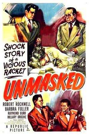 Unmasked - Movie Poster (thumbnail)