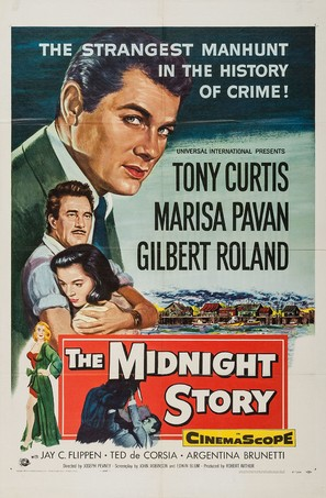 The Midnight Story - Movie Poster (thumbnail)