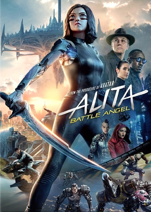 Alita: Battle Angel - Movie Cover (thumbnail)